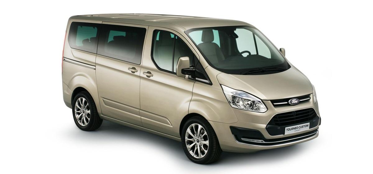 Ford <span>Tourneo Custom</span>