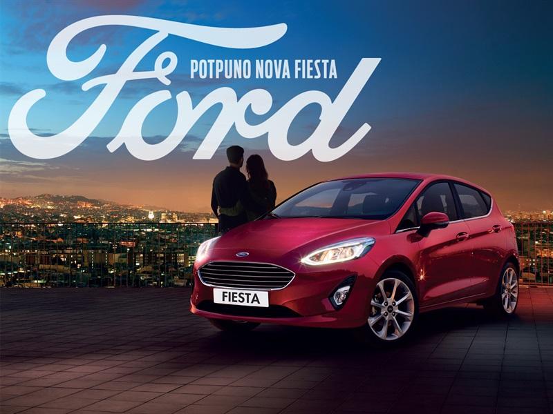 Nova Ford Fiesta već od 89.990 kuna
