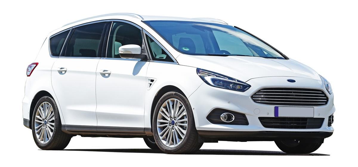 Ford <span>S-MAX</span>