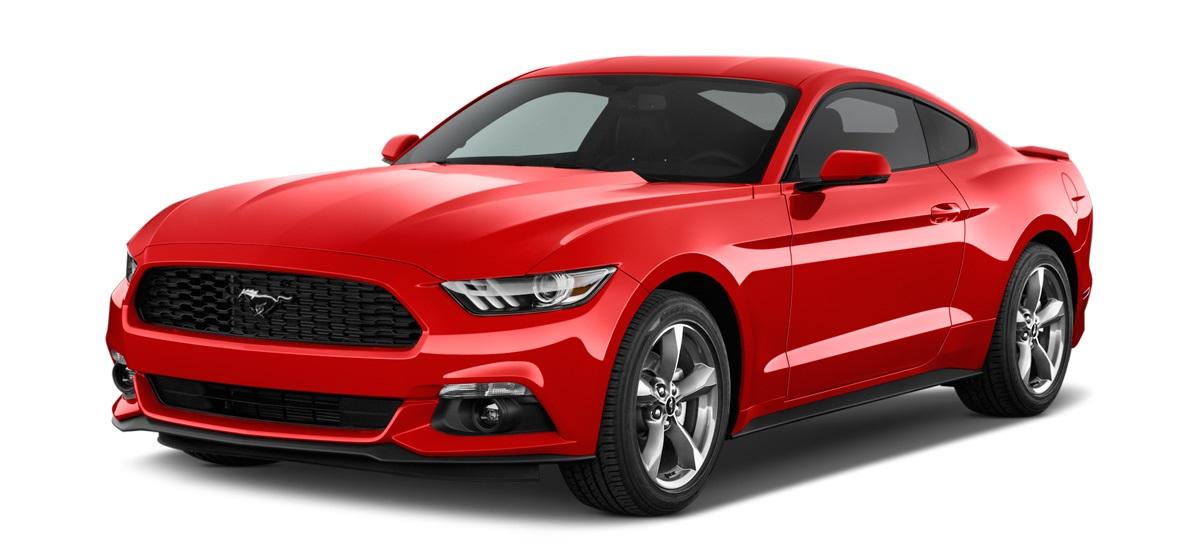 Ford <span>Mustang</span>