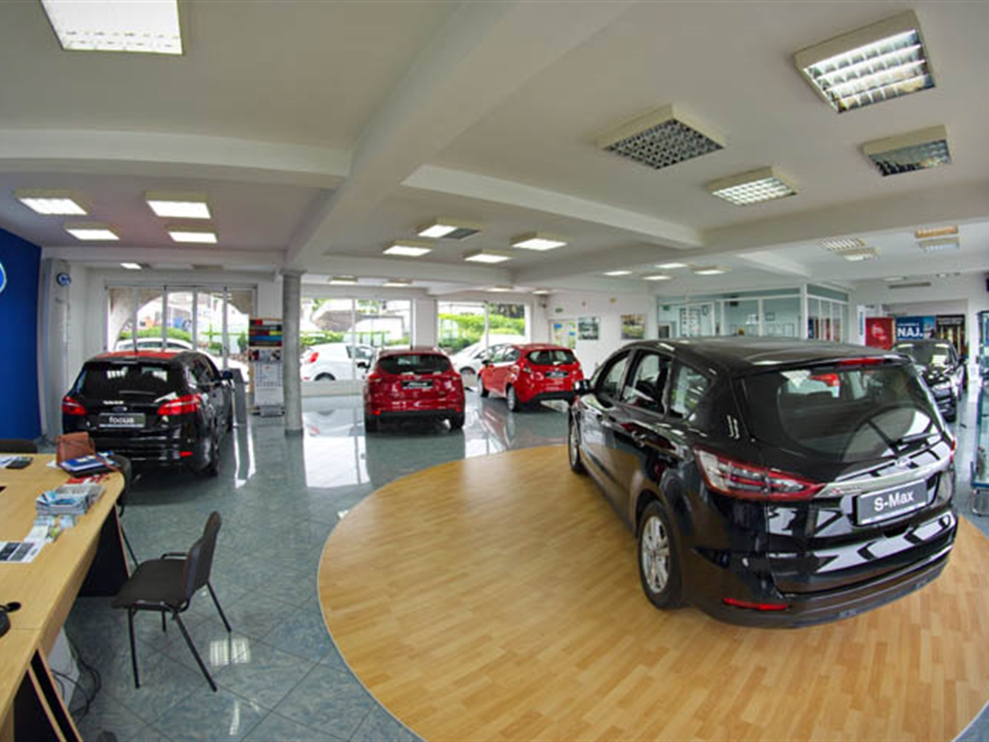 Prodajni salon Ford Pogarčić